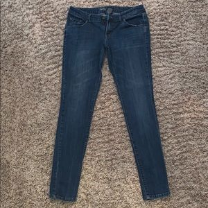 Mossimo Low Rise Skinny Denim Jeans